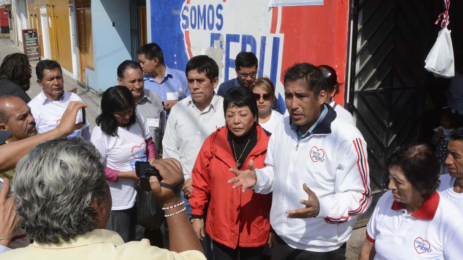 Juan Carlos Morillo: candidato que aparece con fuerza para el gobierno regional