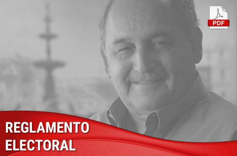 Somos Perú - Reglamento Electoral